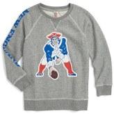 Junk Food Clothing Formation New England Patriots Sweatshirt (Toddler Boys, Little Boys & Big Boys)