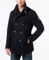 Armani Exchange Men's Caban Coat