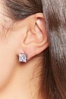 Forever 21 Cubic Zirconia Stud Earrings