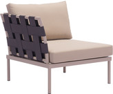 ZUO Glass Beach Arm Side/Backrest