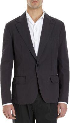 Dolce & Gabbana Single Button Sportcoat
