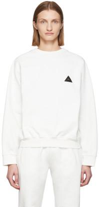 Off-White Gr Uniforma GR-Uniforma Raglan Sweatshirt