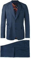 Paul Smith two-piece suit - men - Cupro/Wool - 38