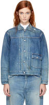 Chimala Indigo Selvedge Denim Jacket
