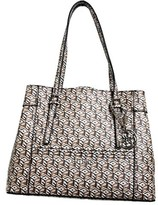 GUESS Handbag Delaney Shopper, Gold GC453536-GOL