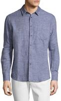 Vilebrequin Cajou Spread Collar Sportshirt