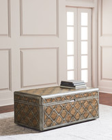 Hooker Furniture Herman Trunk-Style Coffee Table