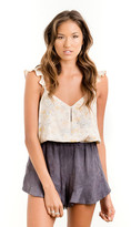 Saltwater Luxe - Dreamers Cove Tank Rose