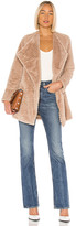 BB Dakota Fab Moment Faux Fur Jacket