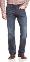 G Star Men's 3301 Loose Fit Jean In Swash Denim