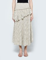Lemaire Ruffle Skirt