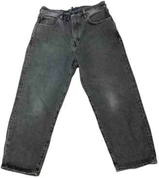 Levi's Made & Crafted Black Denim - Jeans Jeans for Women