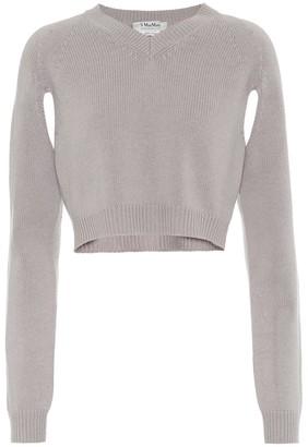 S Max Mara Pioggia cashmere sweater