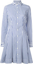 Polo Ralph Lauren striped flared shirt dress