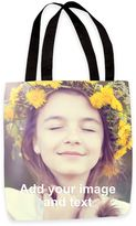 Photo Tote Bag with Handles