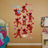 Fathead Sesame Street Elmo Wall Decals by