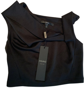 Aq/Aq Aqaq Black Top for Women
