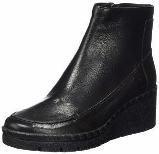 Geox Women's D Wiva Wedge D Ankle Boots