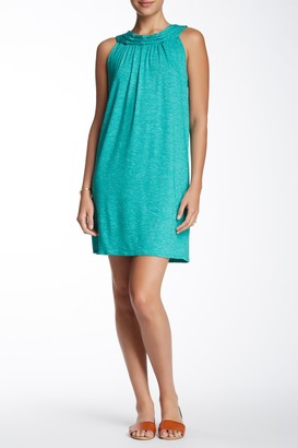 Max Studio Sleeveless Space Dye Shift Dress
