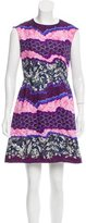 Peter Pilotto Printed Mini Dress