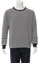 Chinti and Parker Wool Striped Swearer w/ Tags