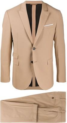 Neil Barrett Travel slim-fit suit