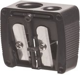 DIANE BEAUTY ACCESSORIES Diane Two-Way Pencil Sharpeners - 25 Pack