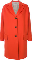 Alberto Biani lightweight coat - women - Viscose/Virgin Wool - 38