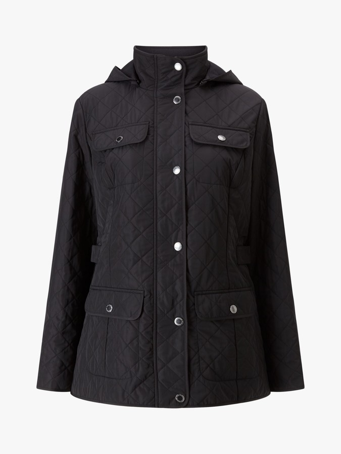 Four Seasons Four Season Quilted Jacket, Black