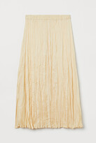 Thumbnail for your product : H&M Crinkled skirt
