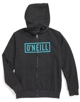 O'Neill Graphic Zip Hoodie (Big Boys)