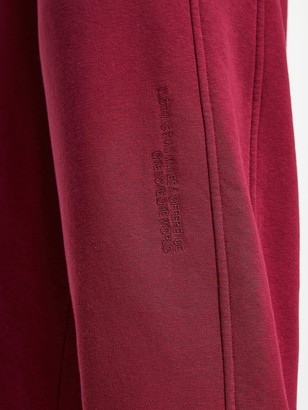 River Island Ri ONEPart Recycled Fabric Jogger - DarkPink