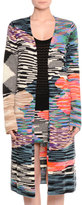 Missoni Space-Dye Patched Cardigan, Multi Colors
