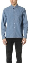 Cheap Monday Squared Denim Shirt