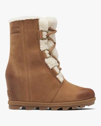 Sorel Joan Of Arctic Shearling Wedge Boot