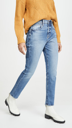 Frame Le Original Skinny Mix Pocket Jeans