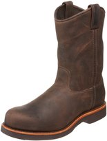 "Chippewa Men's 20076 10"" Steel-Toe Pull-On Boot"