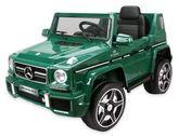 Licensed Mercedes G63 12-Volt Ride-On in Green