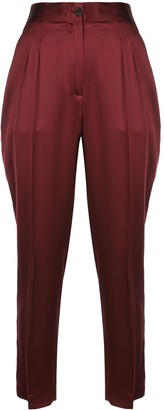 Nili Lotan Lia silk trousers