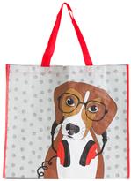 Music Dog Reusable Bag