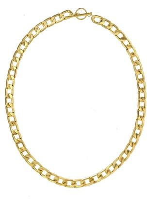 Kozakh Gabriella Curb Chain Necklace
