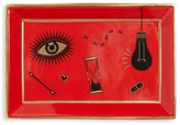 Jonathan Adler Bijoux Porcelain Rectangle Trinket Tray