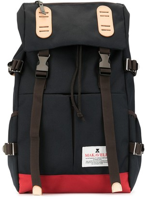Makavelic Trucks multi-pocket backpack