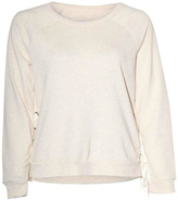 Dex Side Lace Up Sweater