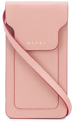 Marni Leather Phone Case