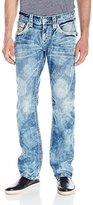 Rock Revival Men's Willis J204 Straight Leg Jean