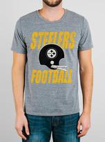 Junk Food Clothing Nfl Pittsburgh Steelers Tee-steel-s