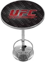 UFC Trademark III Chrome Pub/Bar Table