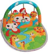 Infantino Explore & Store Jungle Gym Playmats