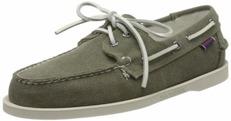 Mens Canvas Boat Shoes | Shop the world